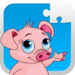 Farm - Jigsaw Puzzle Game for Kids
