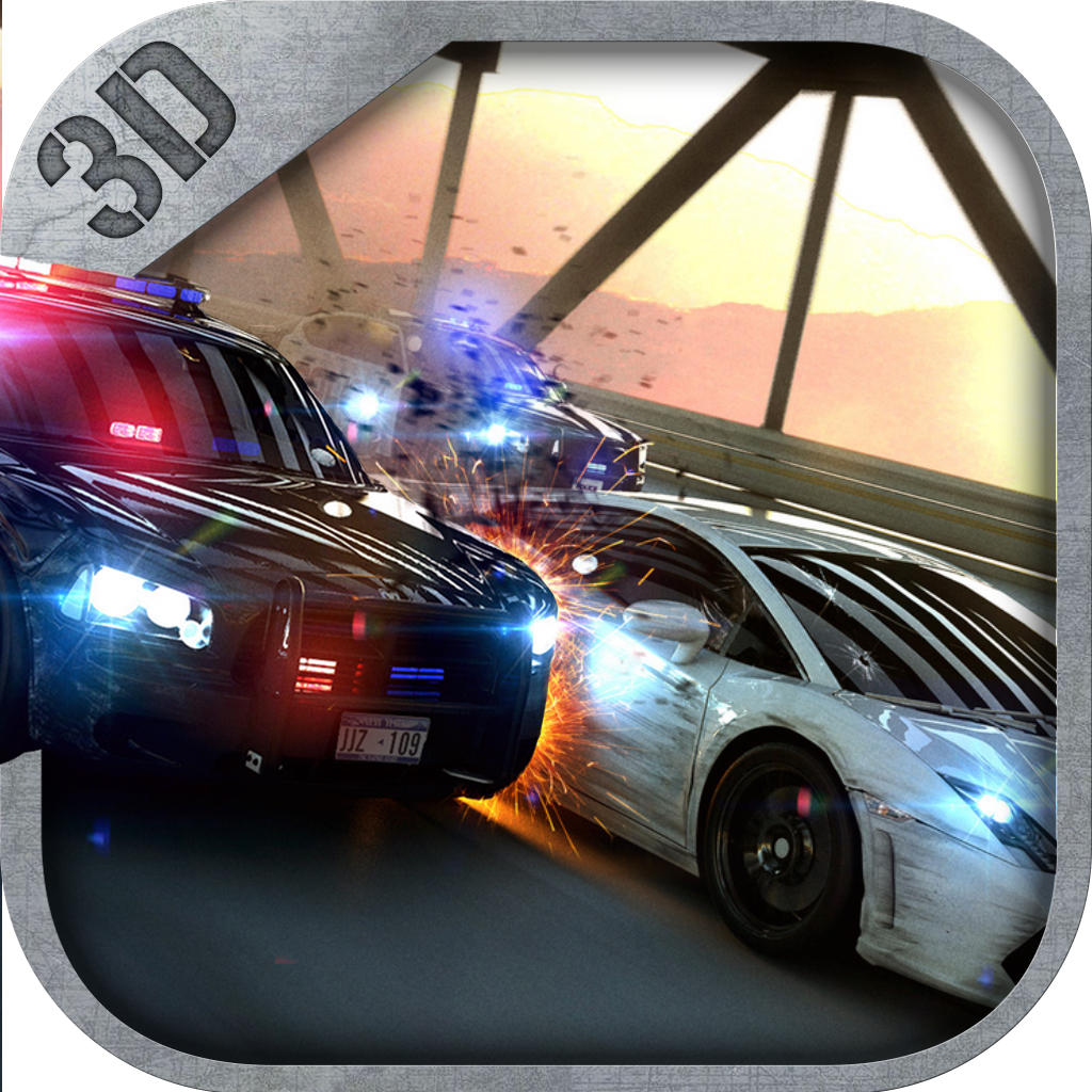 Amazing Chasing Action Cop Fighting Racers