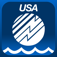 Navionics Boating USA logo