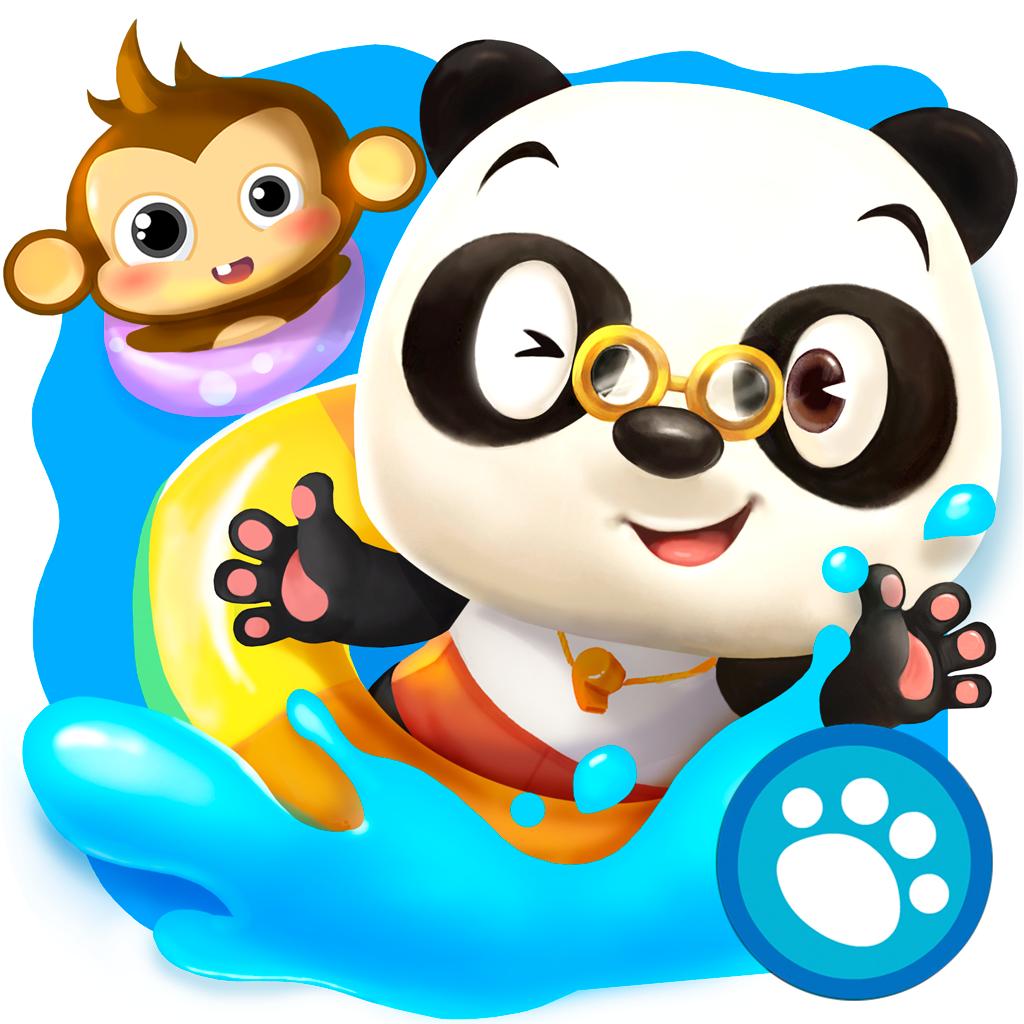 iPhone, iPad: »Dr. Panda's Swimming Pool«